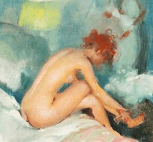 Peinture Jean Gabriel Domergue