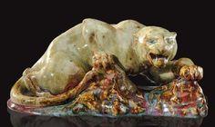 Sculpture Adrien Dalpayrat