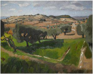 peinture Jospeh Inguimberty