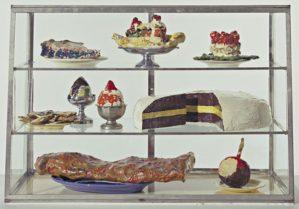 Pastry Case I pop art