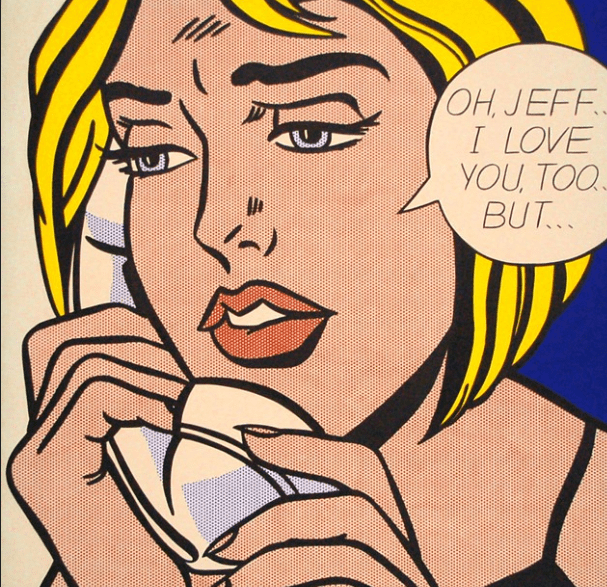 Estimation Roy Lichtenstein