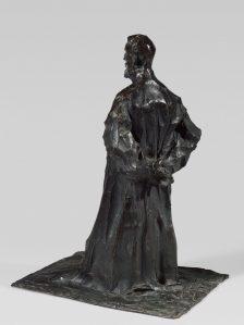 sculpture Rembrandt Bugatti personnage