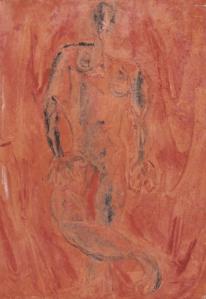 SIMON HANTAI aquarelle