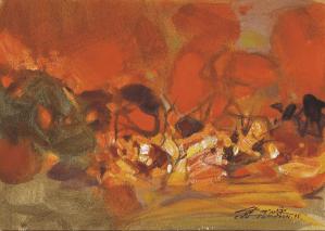 Peinture Chu Teh Chun
