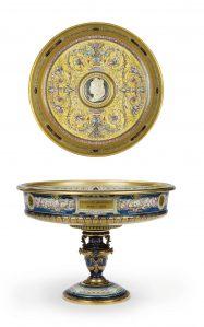 Estimation coupe porcelaine de Sèvres