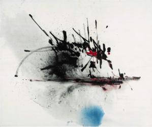 Peinture Georges Mathieu