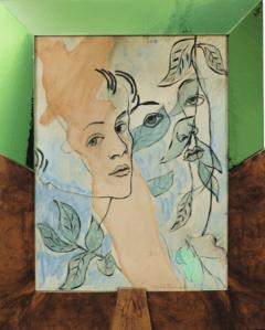 Dessin Francis Picabia