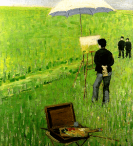 Peinture Charles Angrand