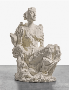 Sculpture Lucio Fontana