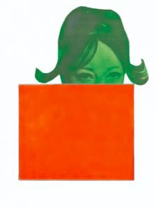 Peinture Martial Raysse