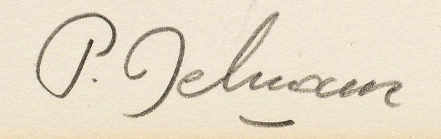expertise signature paul delvaux