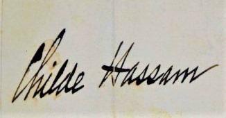 expertise signature hassam