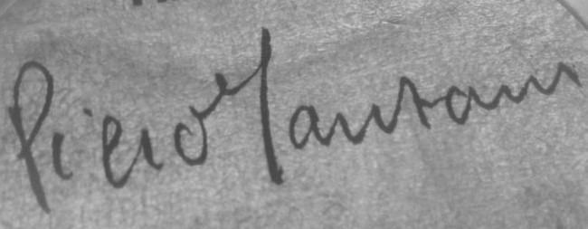 expertise signature manzoni