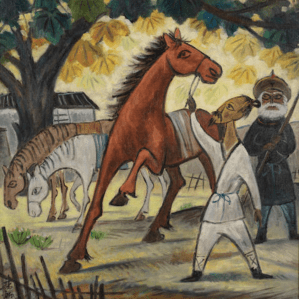 LIN FENGMIAN peinture