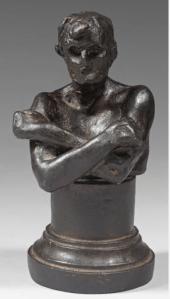 Sculpture Camille Claudel