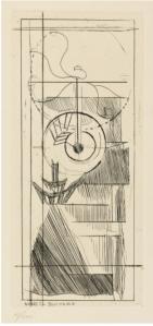 Estampe Marcel Duchamp