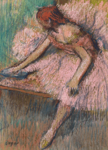 Dessin Edgar Degas