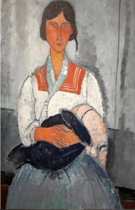 Estampe Amedeo Modigliani
