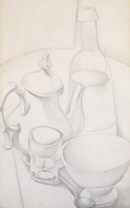 Juan gris dessin