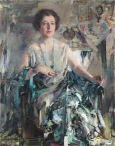 Peinture Nikolay Feshin