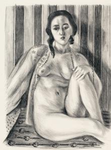 Estampe Henri Matisse