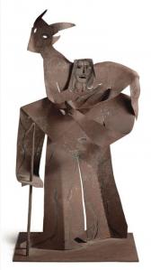 Sculpture Pablo Picasso