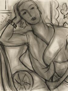 Dessin Henri Matisse