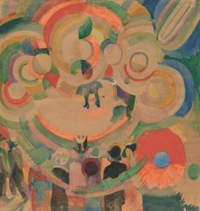 Dessin Robert Delaunay