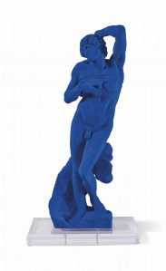 Sculpture Yves Klein