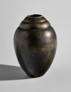 Jean Dunand Vase