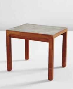 Table de Jean DUNAND