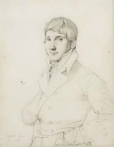 dessin Ingres