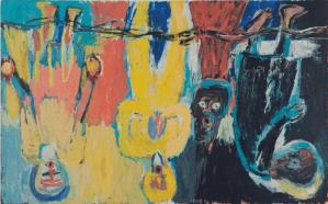 Peinture Georg Baselitz