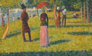 Peinture Georges Seurat