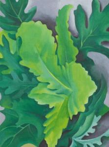 Peinture Georgia O'Keeffe