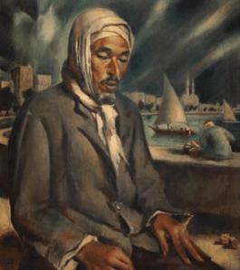 Peinture Said Mahmoud