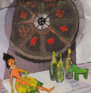 Peinture Jean Lambert-Rucki