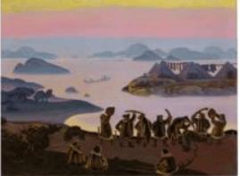 Peinture Roerich Nicholas Konstantin