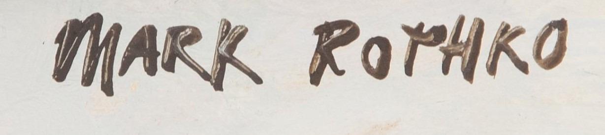 experrtise signature rothko