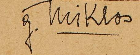 expertise signature miklos