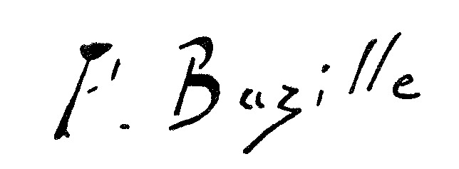 signature bazille