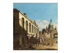 Bernardo Bellotto peinture