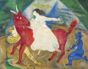 Dessin Marc Chagall