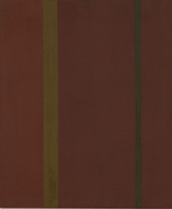 Peinture Barnett Newman