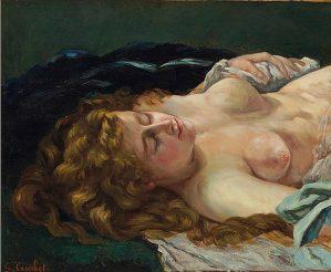 Peinture Gustave Courbet