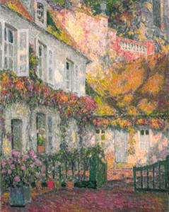 Peinture d'Henri Le Sidaner