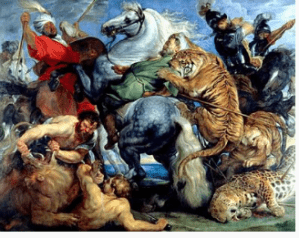 Peinture Peter Paul Rubens