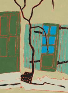 Dessin Jackson Pollock