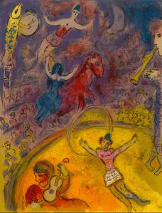 Estampe Marc Chagall