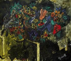 Peinture Miquel Barcelo